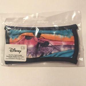 4/$25🔸Disney Mickey Mouse Tie Dye Face Mask